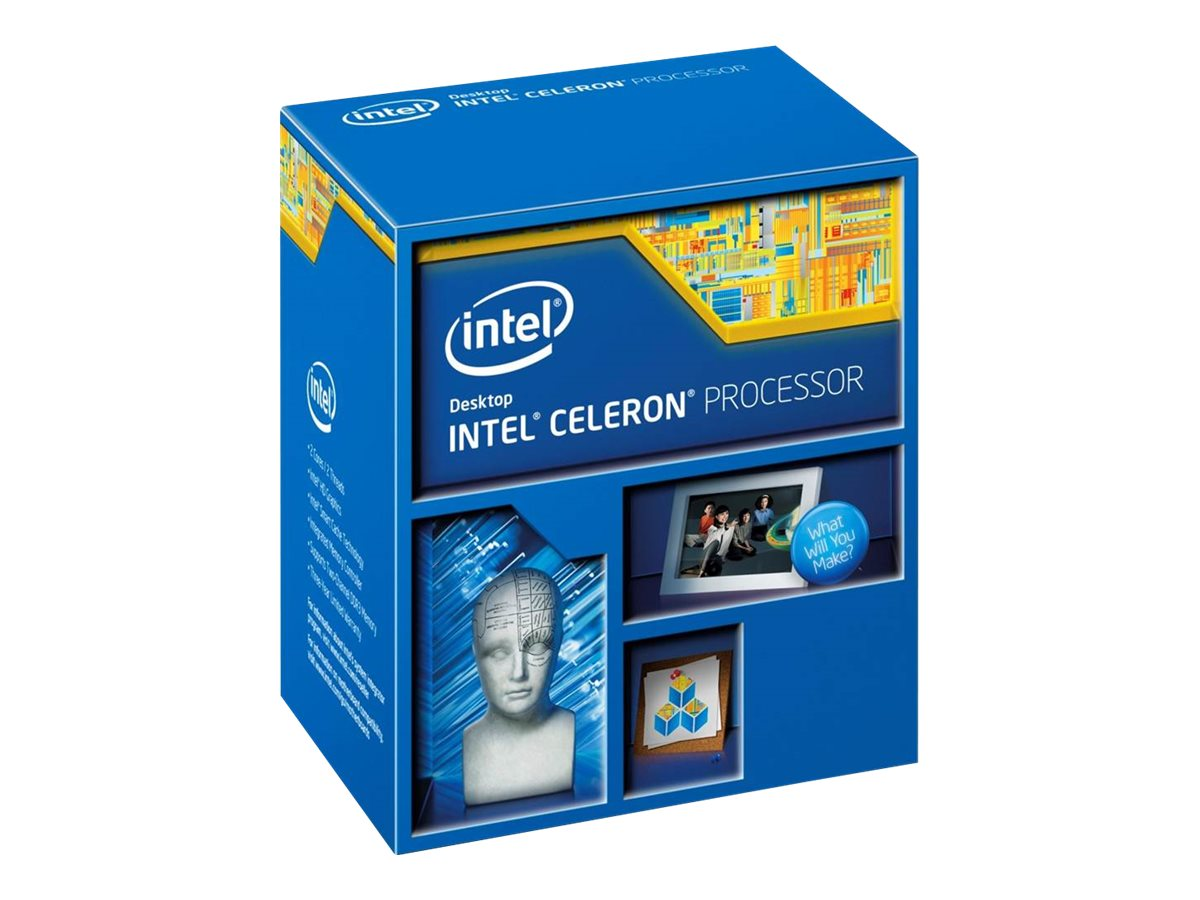 Intel Processor, Celeron G1830 2.8GHz 2MB 53W, Boxed
