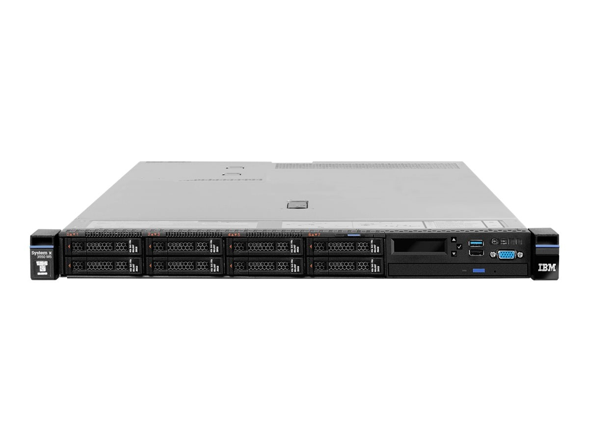 Lenovo Express System x3550 M5 Intel 2.3GHz Xeon, 5463EDU, 17960500, Servers
