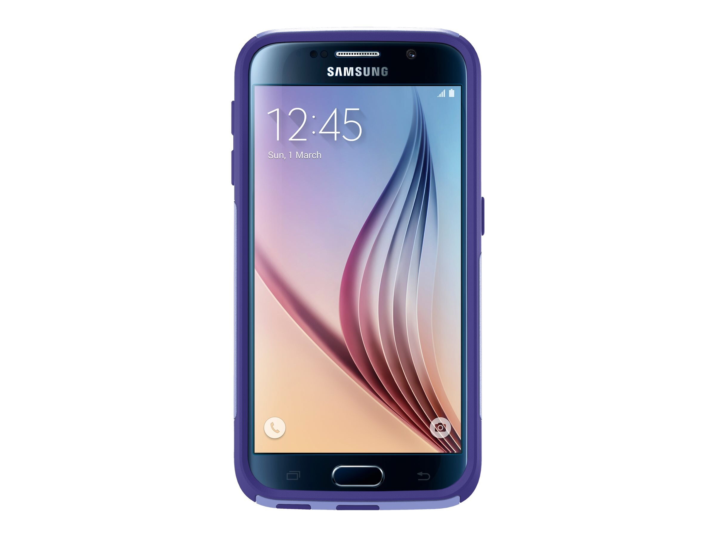 OtterBox Commuter Series for Next Generation Galaxy S Smartphone, Purple Amethyst