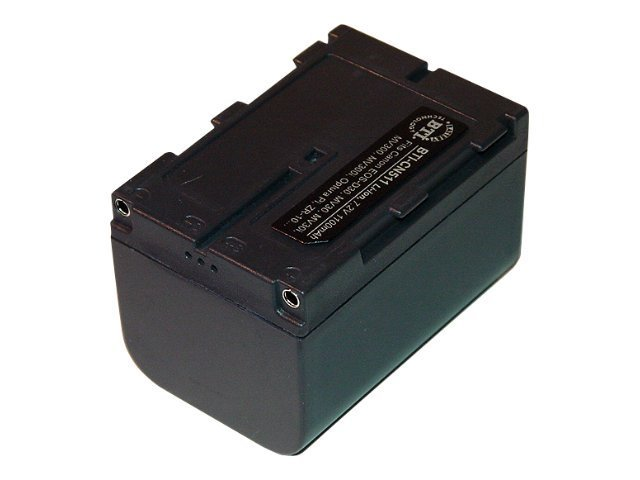 BTI Battery, Lithium-Ion, 7.4V, 2200mAh, for JVC DV3U, DV5U, DV808, DVL9200, DVL9600, JV615U, 7927247, Batteries - Camera