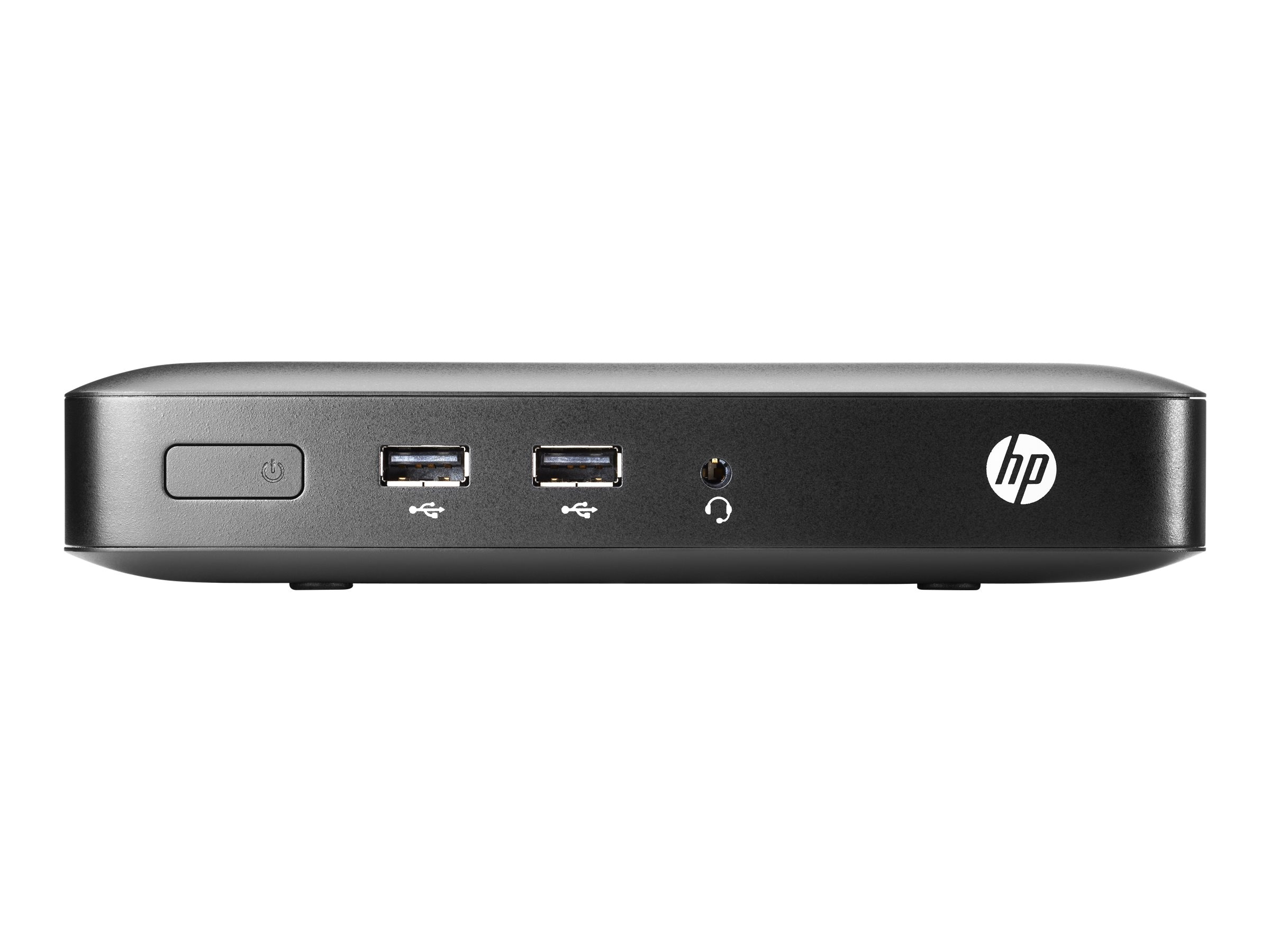 HP t420 Thin Client AMD DC GX-209JA 1.0GHz 2GB RAM 8GB Flash GbE ThinPro, M5R73AA#ABA
