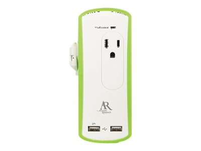 Audiovox Travel Surge Protector w  (2) USB Charging Ports, PC2U20, 30930962, Surge Suppressors