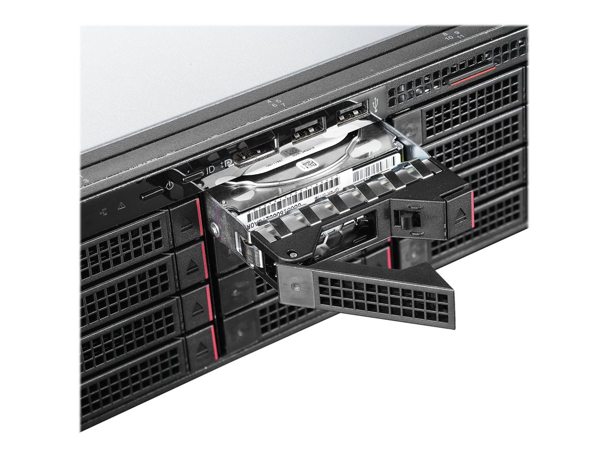 Lenovo TopSeller ThinkServer RD650 Intel 1.9GHz Xeon, 70DR000QUX