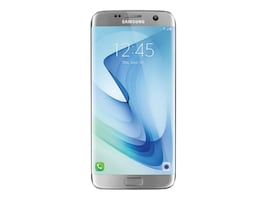 Samsung Galaxy S7 Edge Smartphone, 32GB - Silver Titanium (Unlocked), SM-G935UZSAXAA, 32145669, Cellular Phones