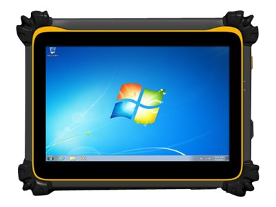 DT Research 395BV Fanless Mobile Tablet, Celeron 9
