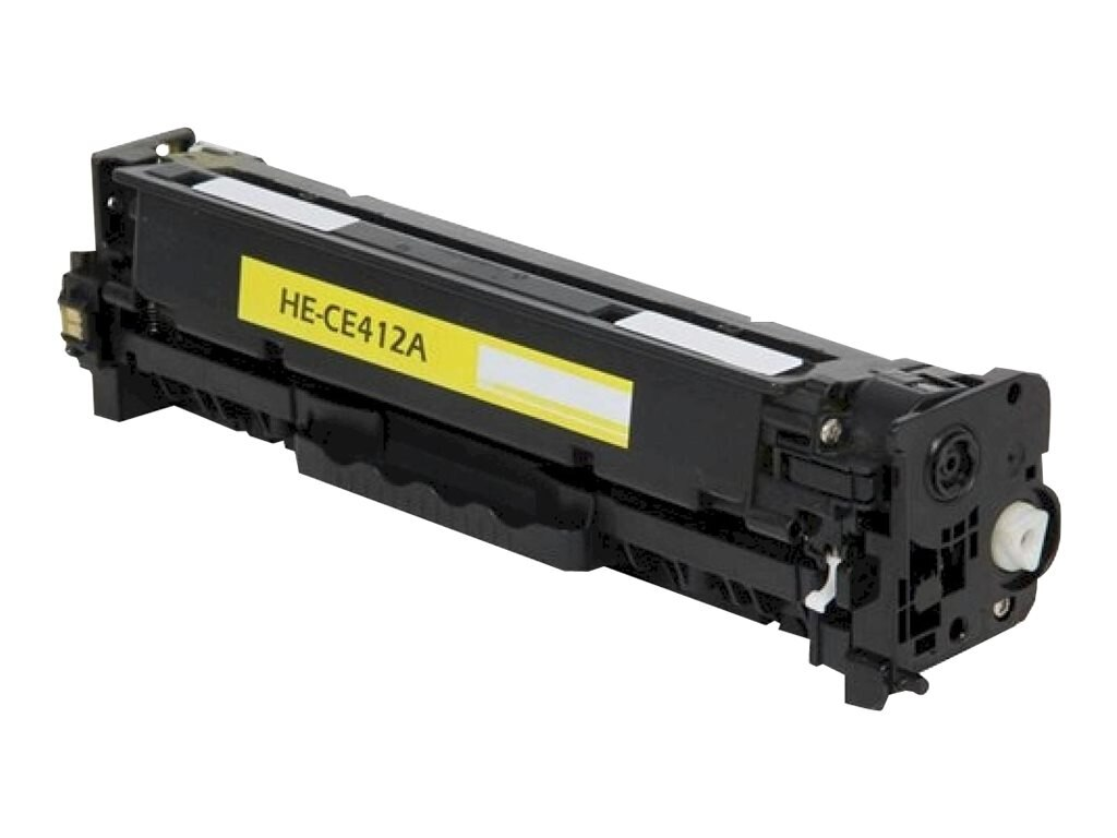 Ereplacements CE412A Yellow Toner Cartridge for HP, CE412A-ER