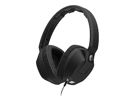 Skullcandy Crusher Over-Ear Headphones - Black, S6SCDZ-003, 19508293, Headsets (w/ microphone)