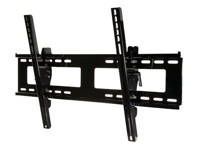 Peerless Paramount Universal Tilt Wall Mount for 39-75 Displays, Black, PT650, 8446381, Stands & Mounts - AV