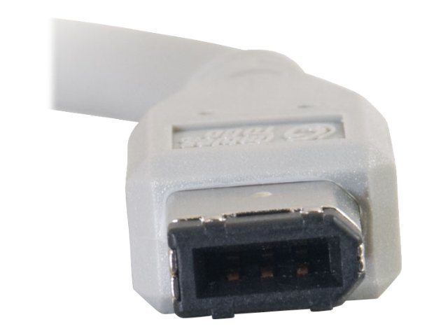 C2G IEEE 1394 FireWire Cable 6pin to 6pin, 3m, 22918, 190515, Cables