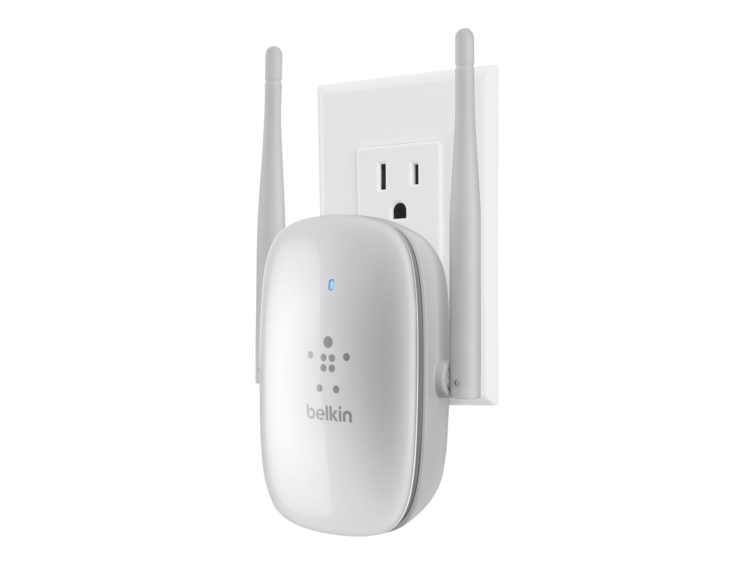 Linksys N600 Dual-Band Wi-Fi Range Extender, F9K1122, 31494808, Wireless Antennas & Extenders