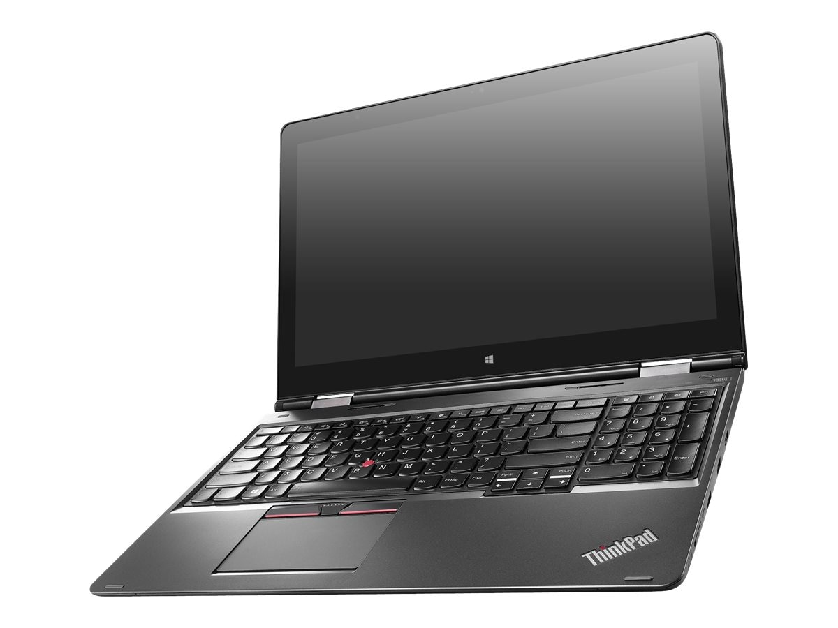 Open Box Lenovo ThinkPad Yoga 15 Core i5-5200U 2.2GHz 8GB 180GB ac BT WC 4C 840M 15.6 FHD MT W8.1P64, 20DQ001KUS, 24512588, Notebooks - Convertible