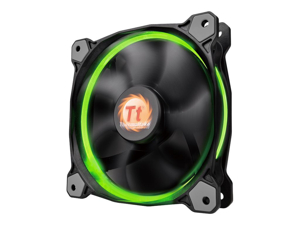 Thermaltake Riing 14 LED RGB 256 Colors Fan, 3-Fan Pack