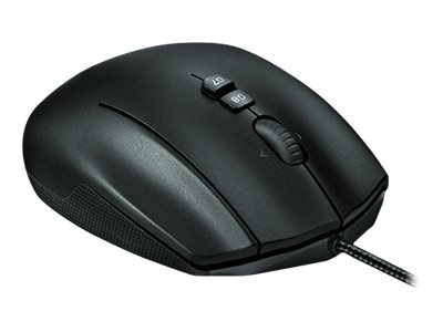 Logitech G600 MMO Gaming Mouse (Black), 910-002864