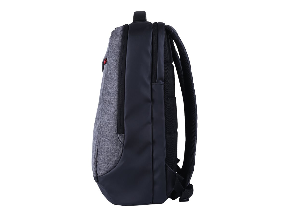 V7 Laptop Backpack 16 15.6 15.4 Trendy Splash-Proof Material, CBK1-GRY-3N