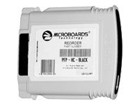 Microboards Black Print Cartridge for the Microboards PF-PRO, MX-1 & MX-2 disc publishers
