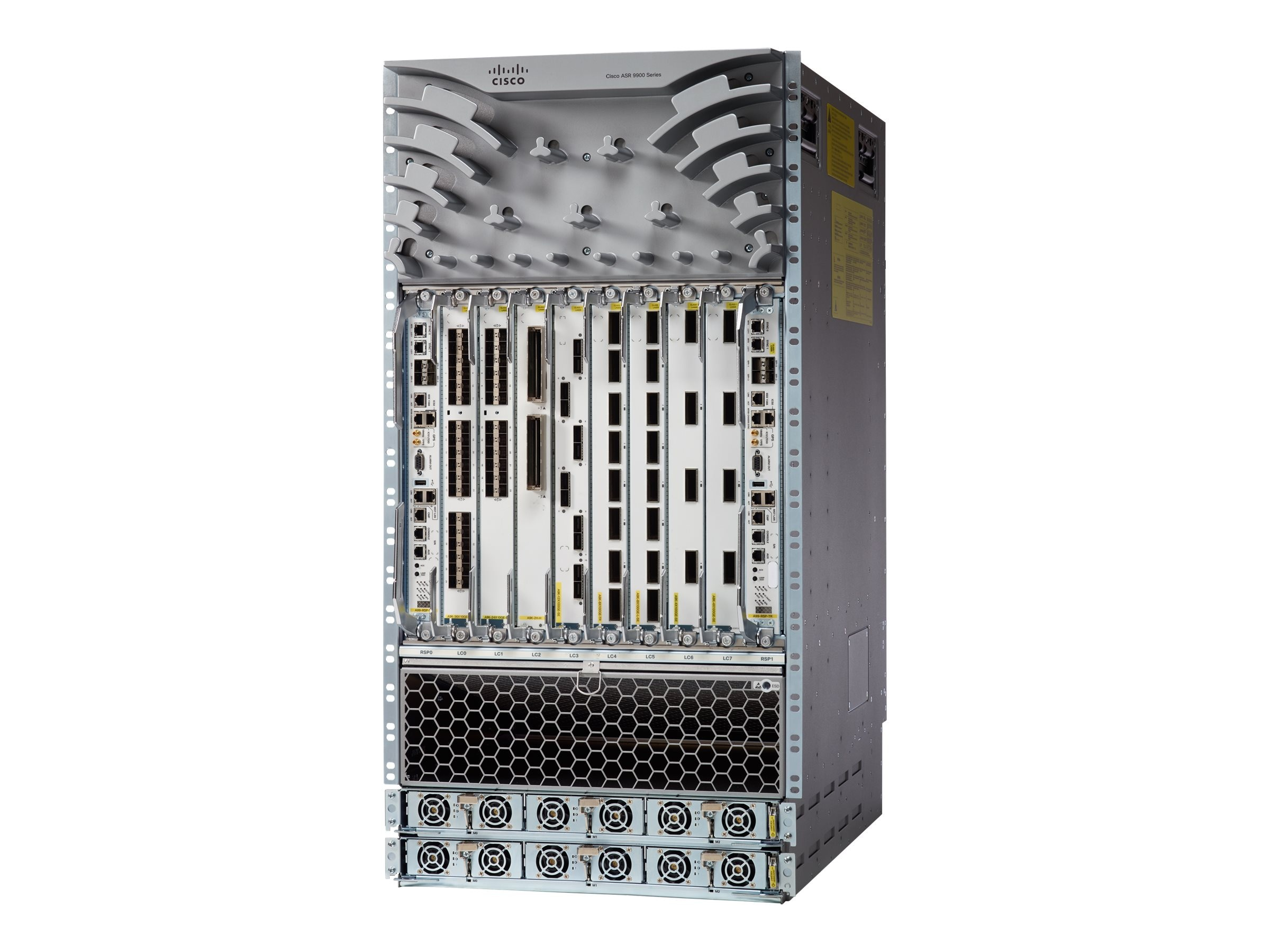 Cisco ASR 9910 8-Line Card Slot Chassis