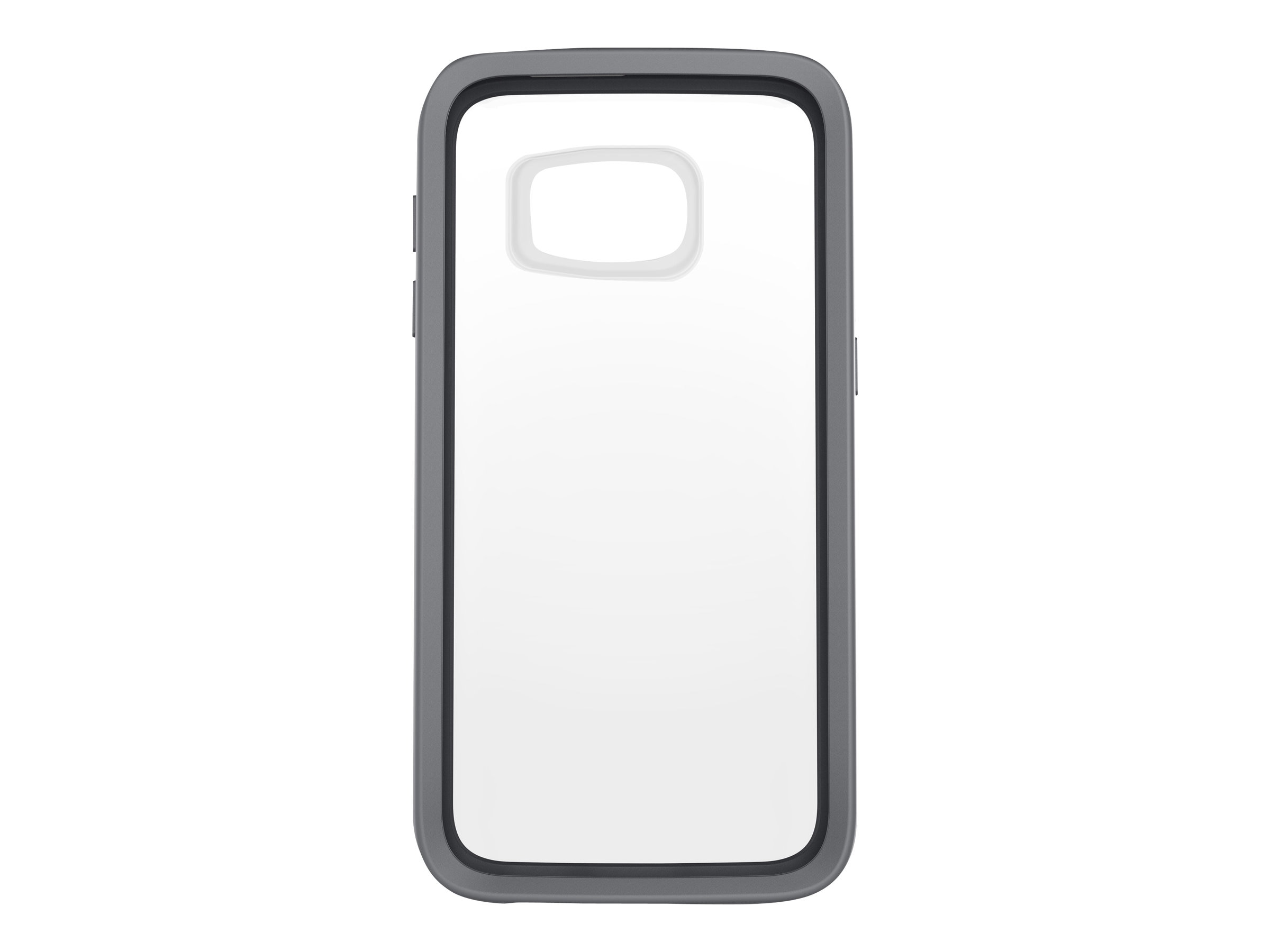 OtterBox Clear Symmetry for Samsung Galaxy S7, Gray Crystal