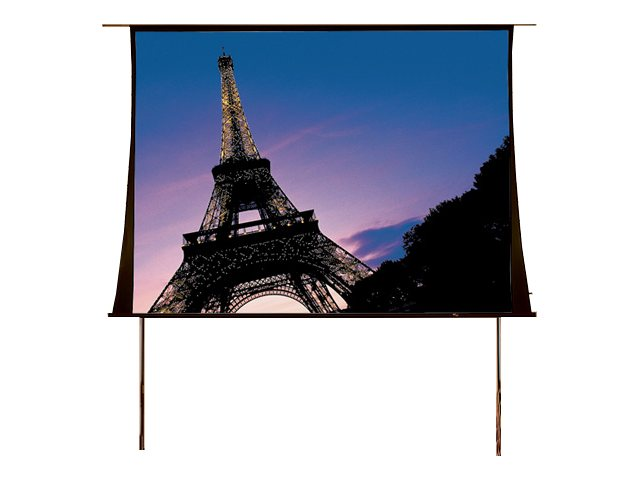 Draper Signature Series V Electric Projection Screen, Matt White, 16:10, 123, Quiet Motor, 100639Q, 31235056, Projector Screens
