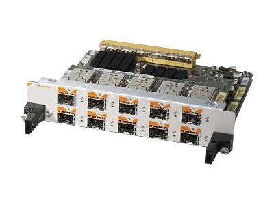 Cisco 10-port GE Shared Port Adapter, SPA-10X1GE-V2, 10718753, Network Device Modules & Accessories