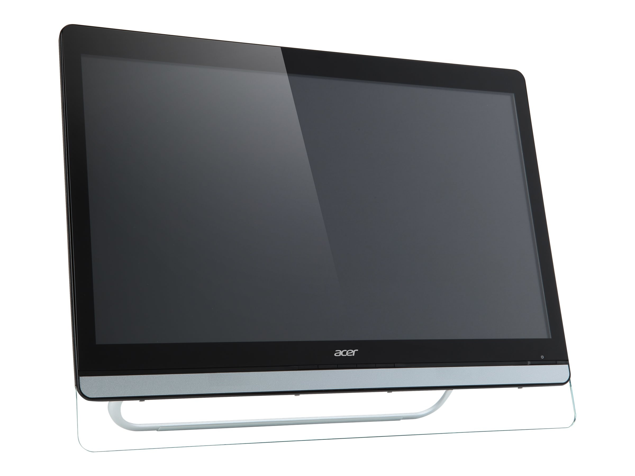 Acer 21.5 UT220HQL bmjz Full HD LED-LCD Touchscreen Display, Black, UM.WW0AA.004