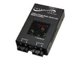Transition ATM SC Single Mode to SC Multi-mode External Media Converter, F-SM-MM-02-NA, 6798463, Network Transceivers