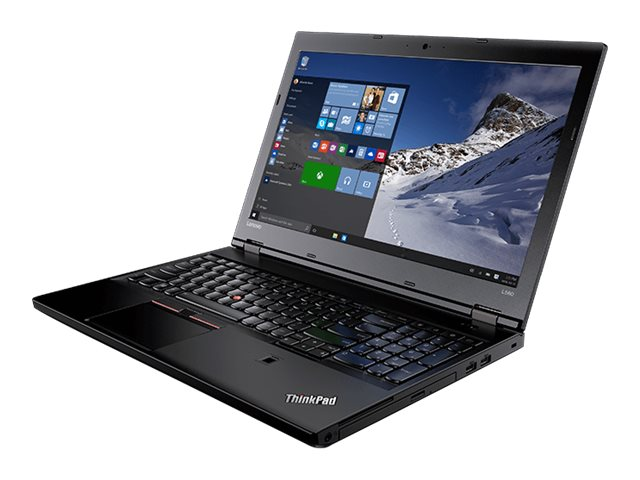 Lenovo TopSeller ThinkPad L560 2.4GHz Core i5 15.6in display, 20F1000XUS