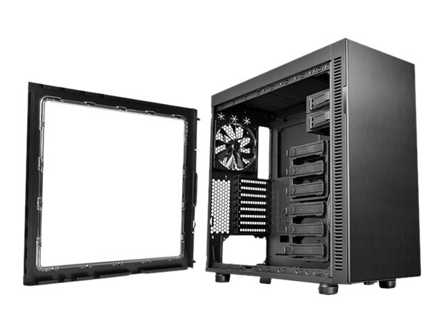 Thermaltake Suppressor F51 Window E-ATX Mid-Tower Chassis