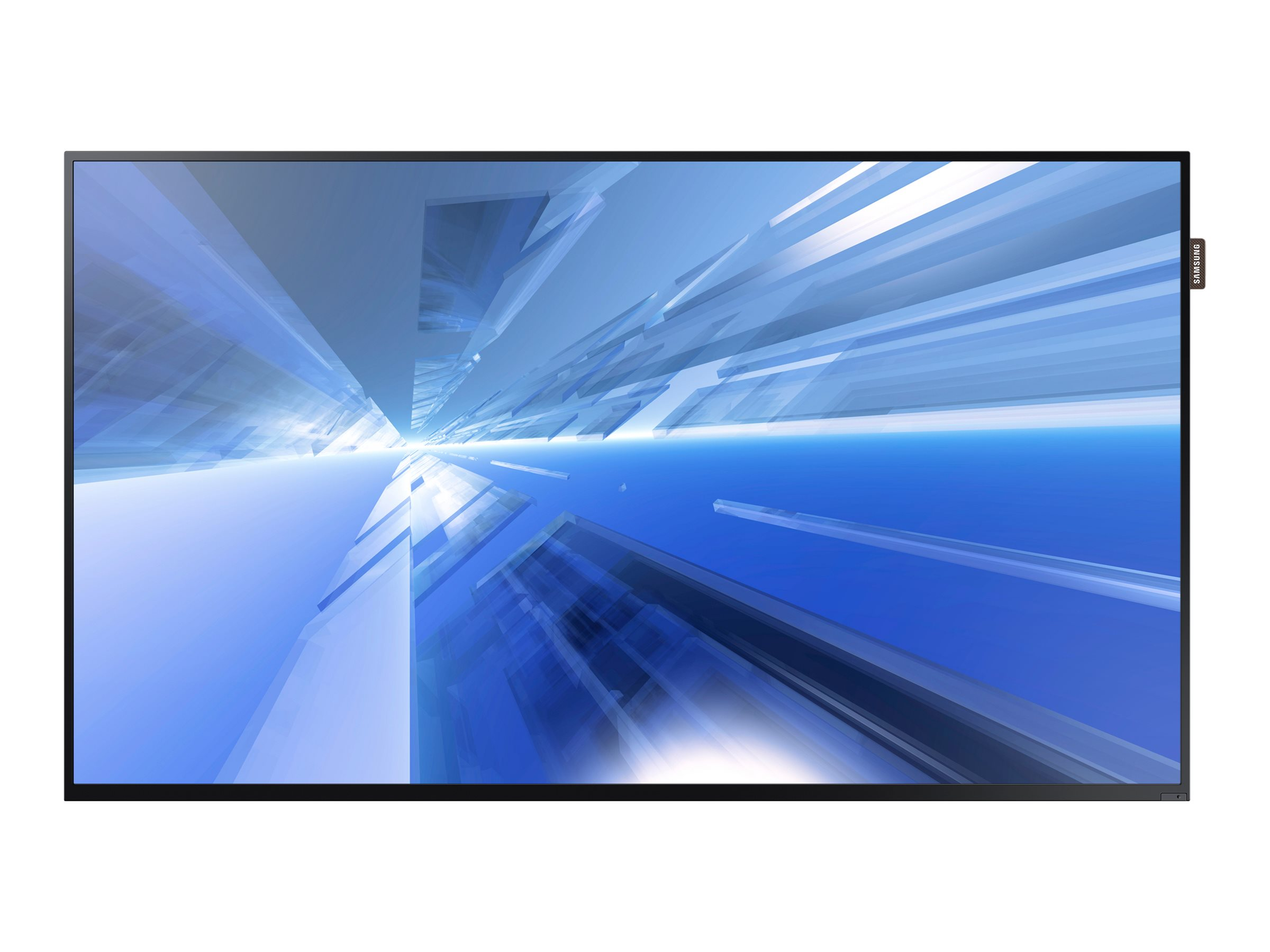 Samsung 55 DC55E Full HD LED-LCD Display, Black, DC55E, 31468888, Monitors - Large-Format LED-LCD
