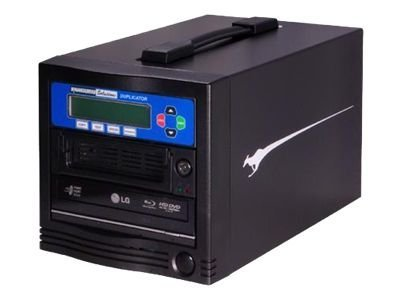Kanguru™ 1 Target BluRay 12x Duplicator w  Built-in Hard Drive, BR-DUPE-S1, 10056518, Disc Duplicators