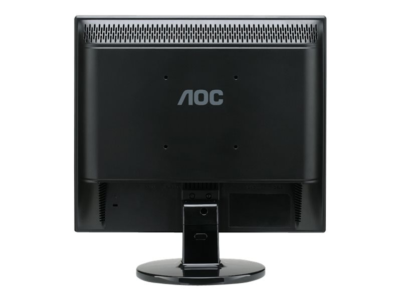 AOC 17 E719SD LED-LCD Monitor, Black, E719SD