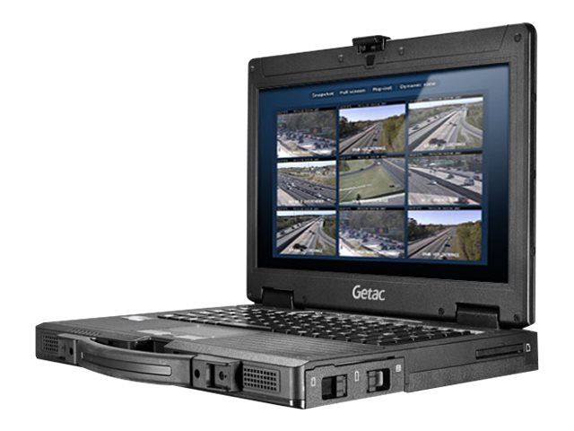 Getac SWM154 Rugged Notebook RF Pass-Thru (WWAN GPS), FR, GPS, W7P, 3YR