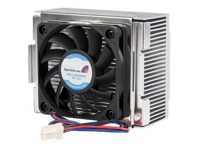 StarTech.com Aluminum Heatsink and High Airflow Fan Processor Cooler