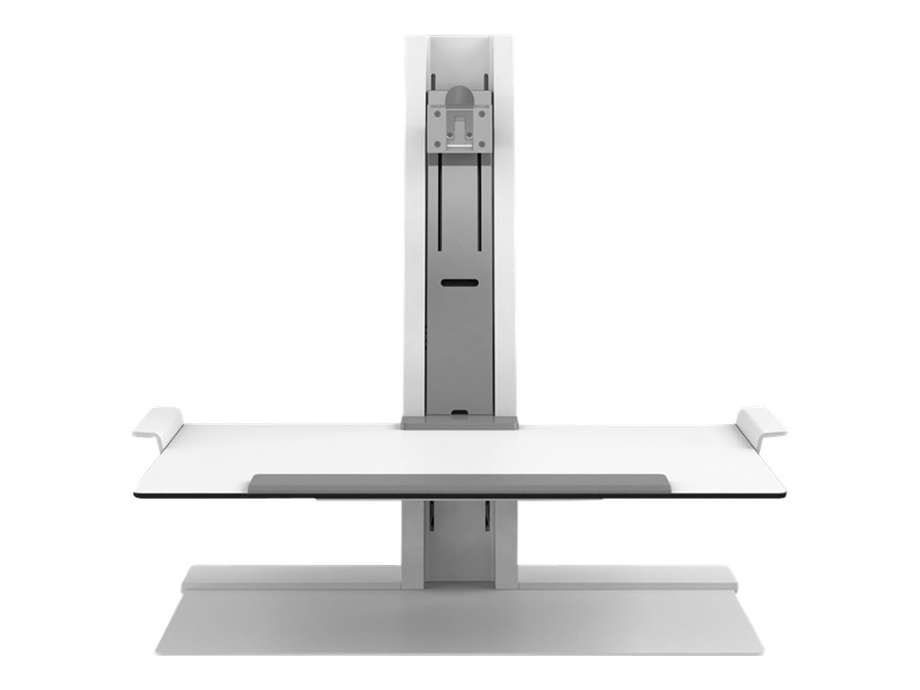 Humanscale QuickStand with Large Platform, Free Standing Base