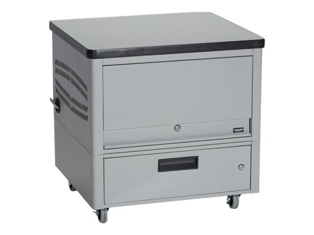 Black Box Tablet Depot Cart, 20-Unit