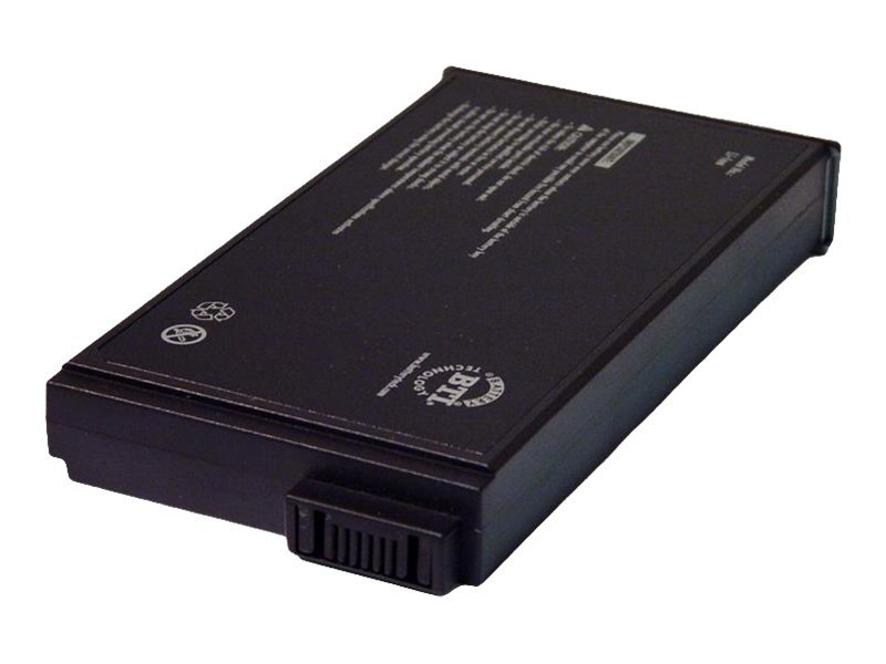 BTI Battery, Lithium-Ion, 14.8V, 3600mAh, for Select EVO, Presario Notebooks, DG105A-BTI, 7666649, Batteries - Notebook