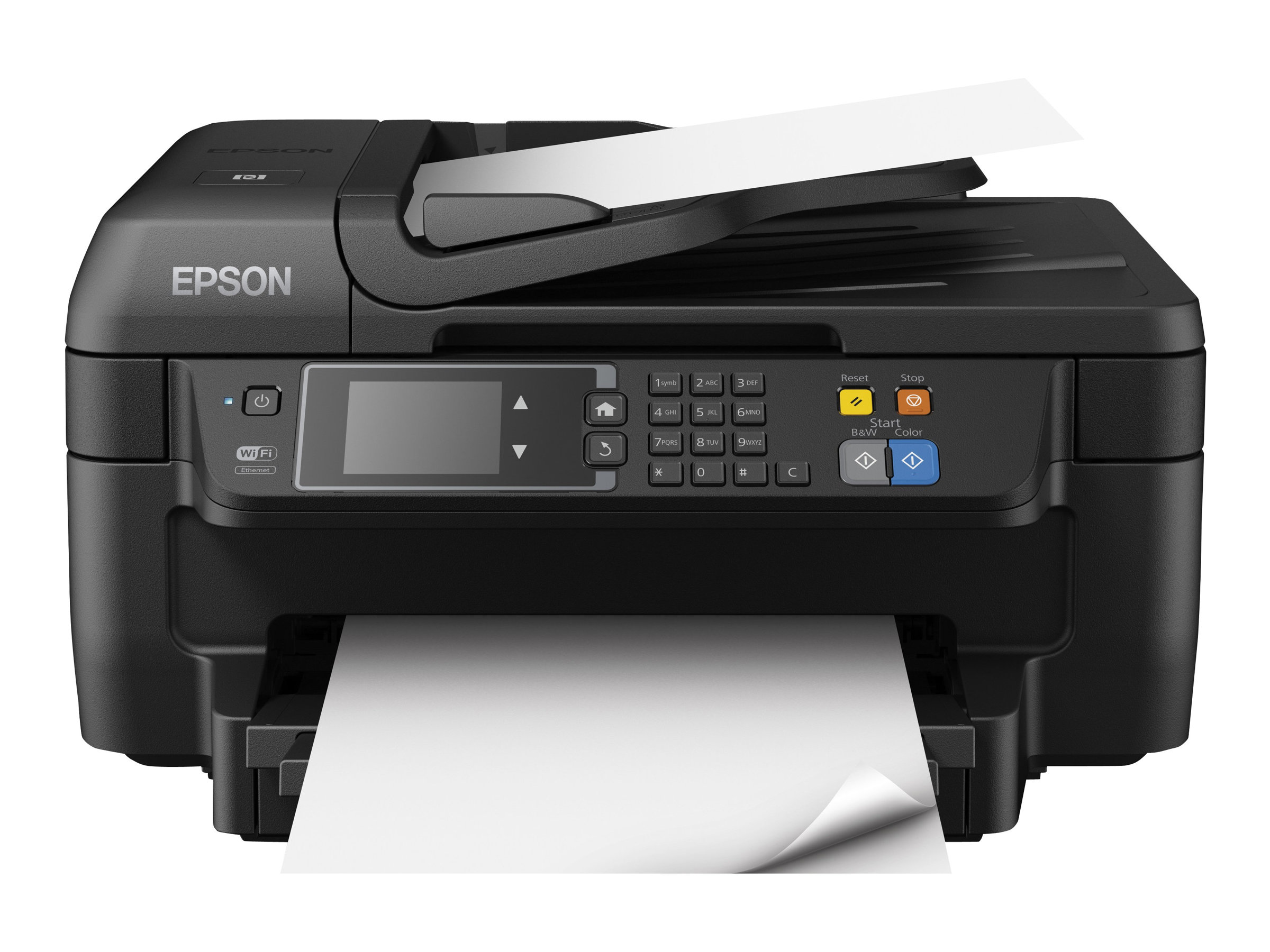 Epson WorkForce WF-2660 All-In-One Printer - $149.99 less instant rebate of $36.00, C11CE33201, 17840241, MultiFunction - Ink-Jet