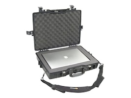 Pelican 1495 Case WL WF, Black, 1495-000-110, 11750827, Carrying Cases - Notebook