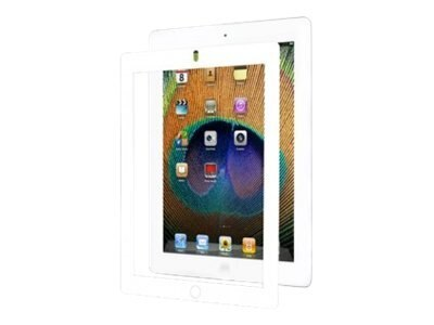 Moshi iVisor AG iPad2 iPad3 White, 99MO020913, 14812755, Digital Media Player Accessories - iPod