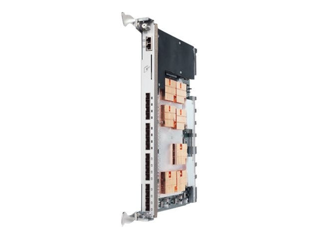 Brocade BES FS8-18 16Pt. FC Enclosure Blade w  SFPs, BR-FS818-0001, 11138030, Network Device Modules & Accessories