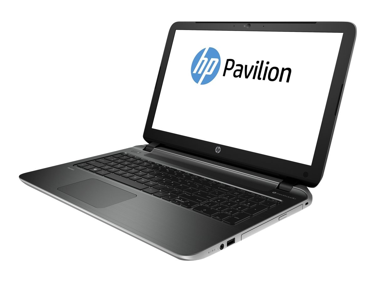 HP Pavilion 15-p021nr : 2.0GHz A8 Series 15.6in display, J1J11UA#ABA