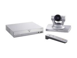 Sony High Definition Videoconference System, Requires SKU 11810965, PCS-XG80, 9132552, Audio/Video Conference Hardware