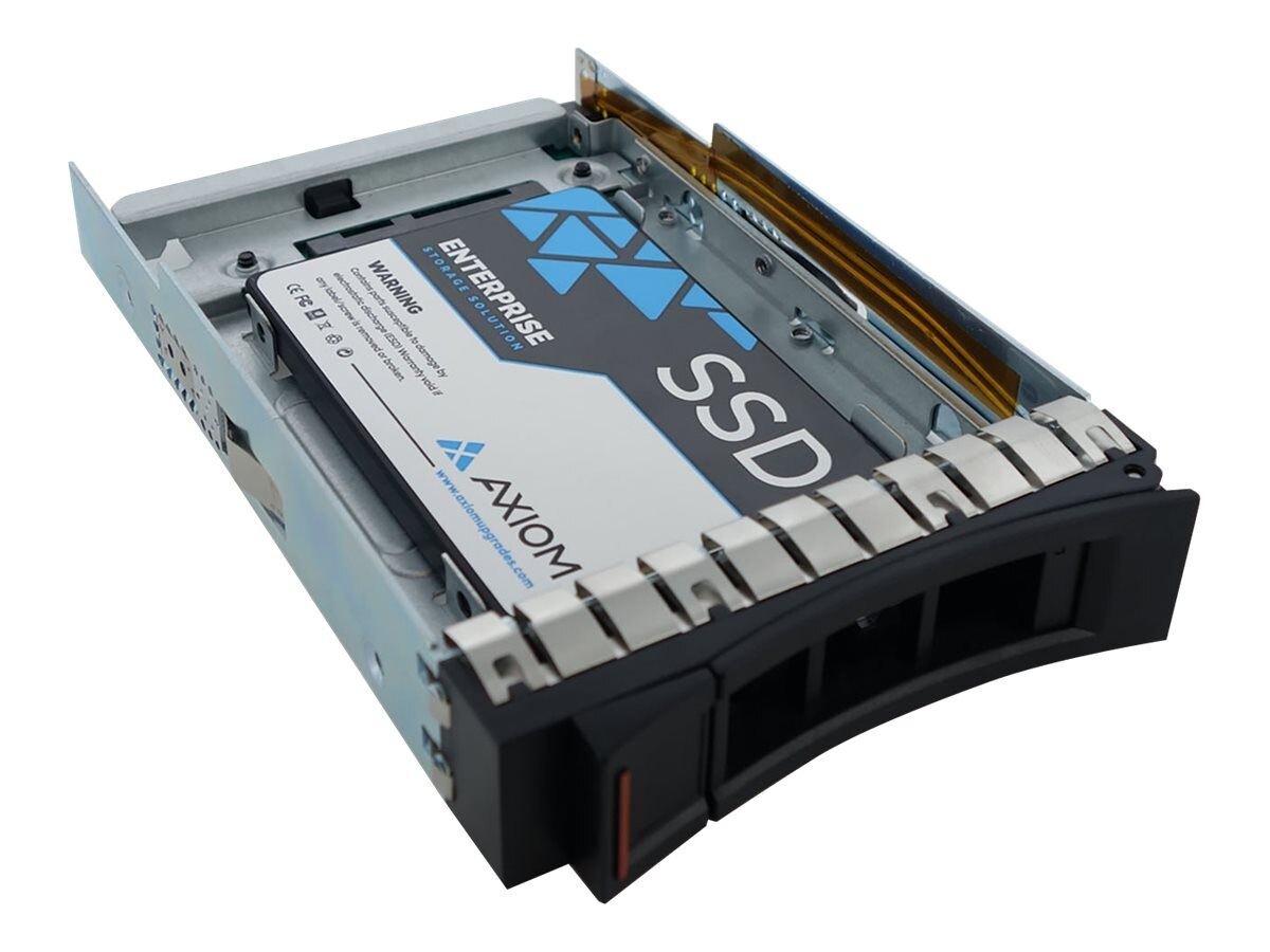 Axiom 240GB Enterprise EV200 SATA 3.5 Internal Solid State Drive for Lenovo, SSDEV20ID240-AX
