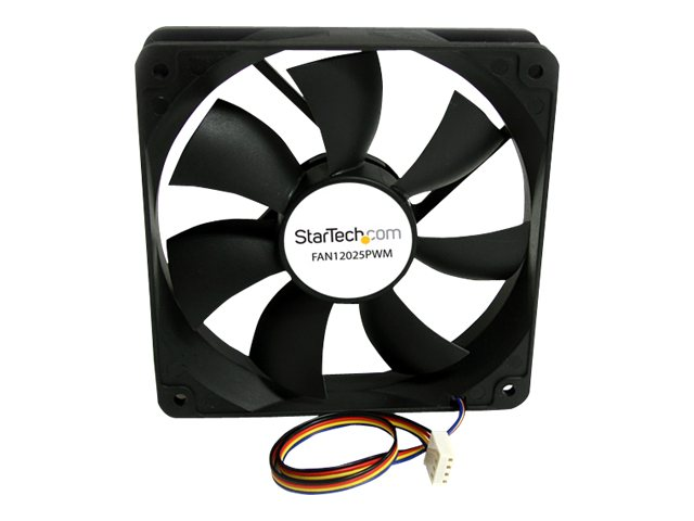 StarTech.com 120x25mm Computer Case Fan with PWM Connector, FAN12025PWM