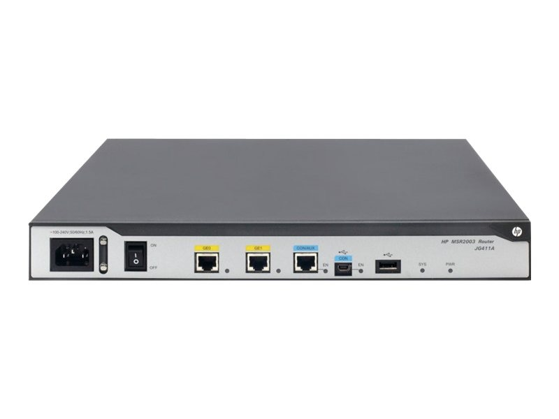 Hewlett Packard Enterprise JG411A#ABA Image 3