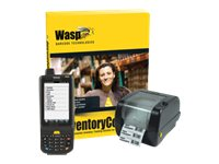 Wasp Inventory Control RF Enterprise w  HC1 & WPL305 Barcode Printer