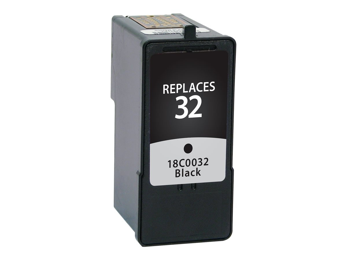 V7 18C0032 Black Ink Cartridge for Lexmark X5250, X5270, Z816, P315, X8350 & X3350