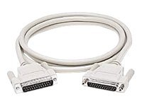 C2G DB25 M-M Cable 35ft, 02671, 6573580, Cables