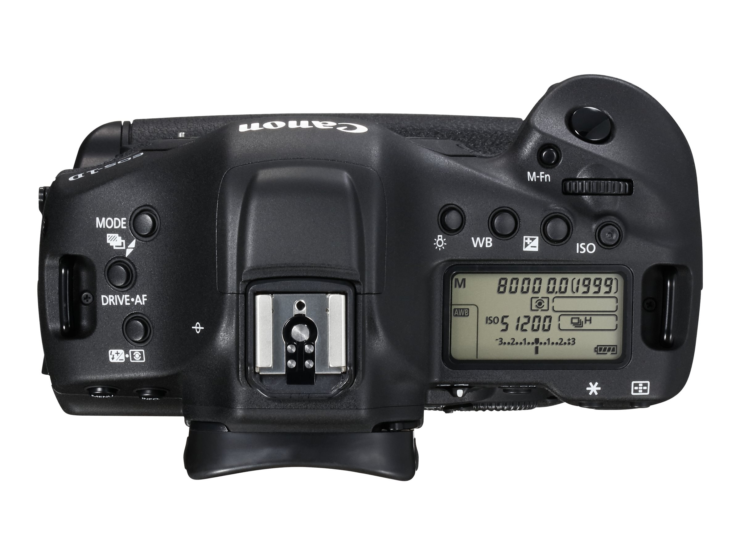 Canon EOS-1D X Mark II DSLR Camera (Body Only), 0931C002