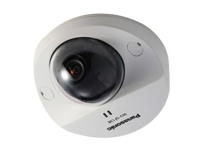 Panasonic Super Dynamic Full HD Dome Network Camera, WV-SF138