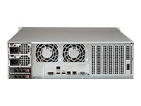 Supermicro Chassis, SuperServer 6038R-E1CR16L 3U RM (2x)E5-2600 v3 Family Max.1TB DDR4 16x3.5 HS Bays 2x920W, SSG-6038R-E1CR16L